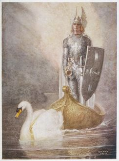 LOHENGRIN ARRIVES