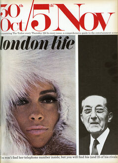 London Life front cover