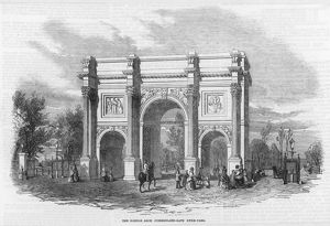 LONDON/MARBLE ARCH
