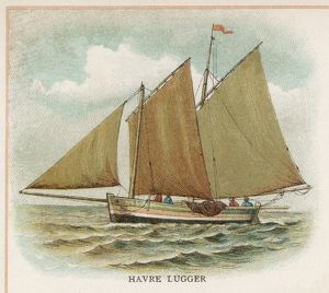 LUGGER OF LE HAVRE