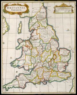 MAP/ENGLAND & WALES 9C