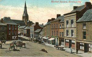 Market Square, Enniscorthy, County Wexford