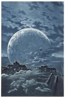 MOON OVER PARIS/1886