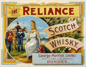 MORTON'S RELIANCE WHISKY