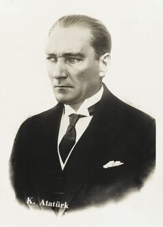 <b>Ataturk</b><br>Selection of 12 items