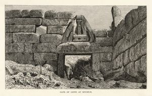 MYCENAE - THE LION GATE