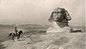 NAPOLEON AND SPHINX