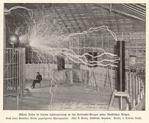 <b>Nikola Tesla</b><br>Selection of 15 items