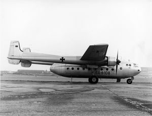 Nord 2501D Noratlas, GA108, of the German Air Force