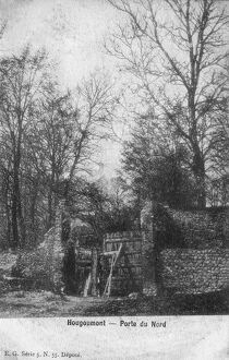 North Gate at Chateau d'Hougoumont