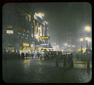 PICCADILLY/LANTERN SLIDE