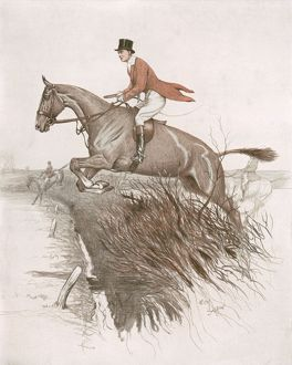 Prince of Wales hunting