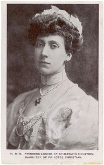 PRINCESS MARIE LOUISE