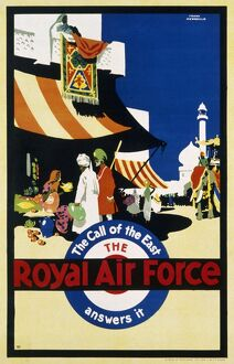 RAF Recruitment 1930a
