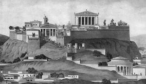 Restoration of the Acropolis, Athens