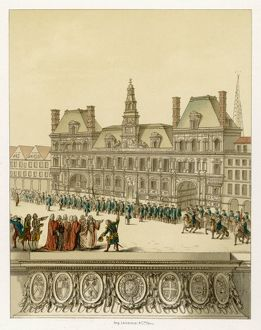 REVIEW, PARIS C1770
