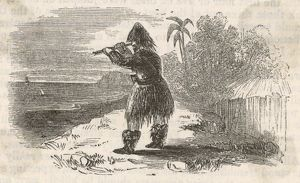 ROBINSON CRUSOE/SPYING