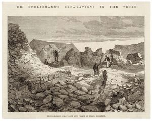 SCHLIEMANN'S EXCAVATIONS
