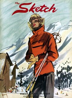 The Sketch Front Cover, Winter 1955