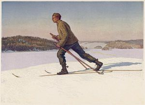 Winter Sports (Selection of 6 Items)