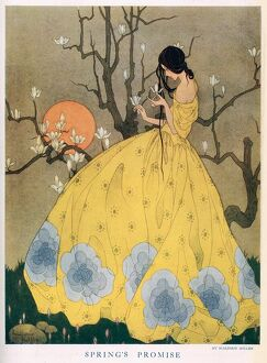 Spring's Promise, by Marjorie Miller