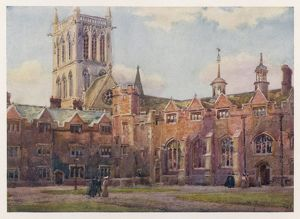 ST JOHN'S/CAMBRIDGE/1907