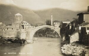 Stari Most - Mostar Bridge - Mostar, Bosnia