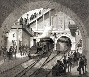 THAMES RAILWAY TUNNEL