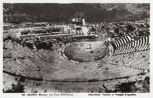 <b>Archaeological Site of Delphi</b><br>Selection of 201 items