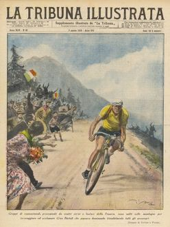 TOUR DE FRANCE BARTALI