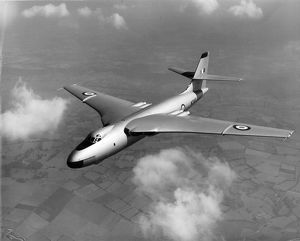 Vickers Valiant B1 WZ365