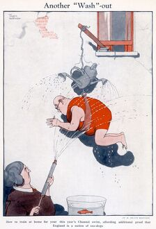 Another Wash-out by W. Heath Robinson