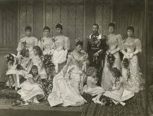 Wedding of George V