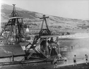 WELSH COLLIERY/1960