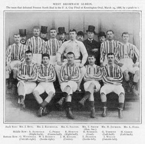 WEST BROM FOOTBALL TEAM