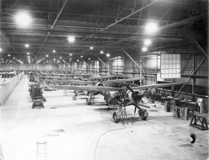 Westland Lysander production
