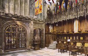Westminster Abbey, London - Henry VII's Chapel