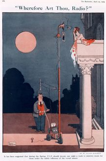 Wherefore Art Thou, Radio? By William Heath Robinson