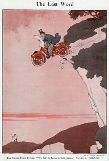 The Last Word by William Heath Robinson