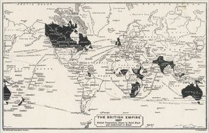 WORLD MAP/1897