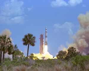 Apollo 16 Launch