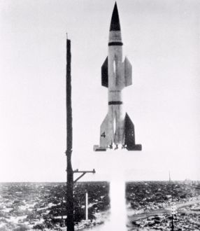 Hermes A-1 Test Rockets