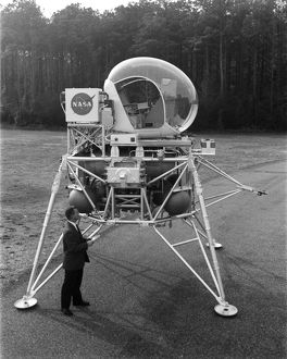 Lunar Landing Vehicle