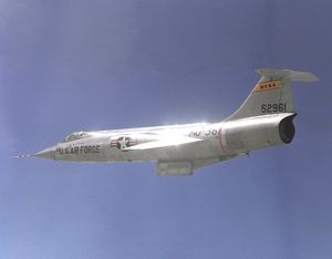 NASA JF-104A Starfighter