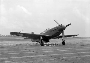 North American XP-51 Mustang
