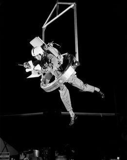 OMEGA (One-Man Extravehicular Gimbal Arrangement)