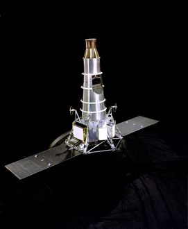 The Ranger Spacecraft