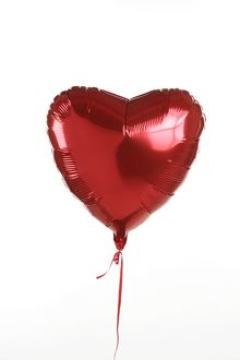 JD-19797 Balloon, heart shaped