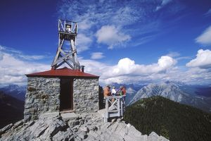 Sulphur Mountain Weather Observatory