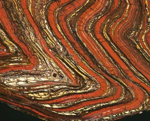 Tiger Iron (banded Iron Ore)